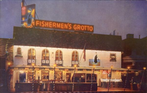 Fishermen's Grotto, No. 9 Fisherman's Wharf San Francisco California