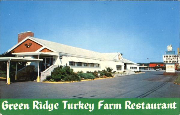Green Ridge Turkey Farm Restaurant, U.S. Route 3 Nashua New Hampshire