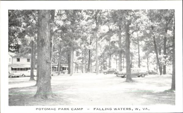 Potomac Park Camp Falling Waters West Virginia