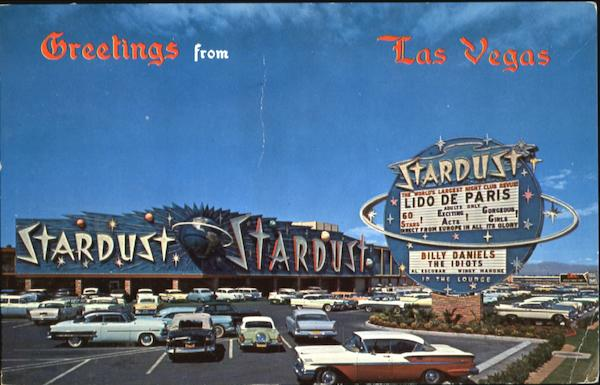 The Stardust Hotel Las Vegas Nevada