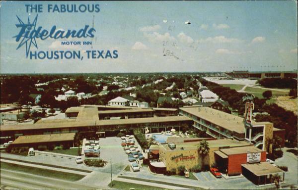 The Tidelands Motor Inn 6500 South Main Houston Tx