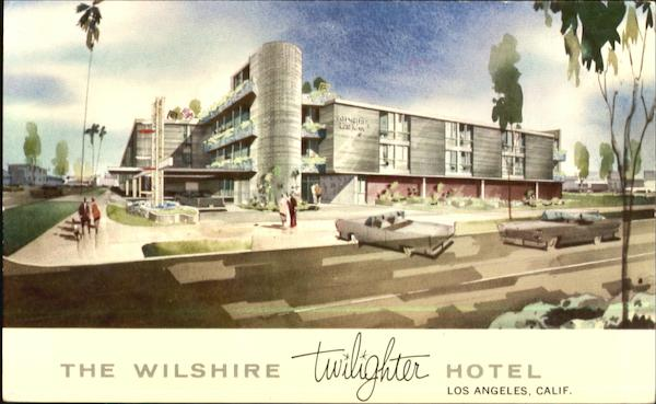 The Wilshire Twilighter Hotel, 4300 Wilshire Blvd., Los Angeles 5 California