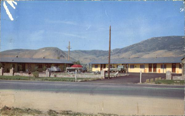 49'Er Motel, U. S. 395 North Carson City Nevada