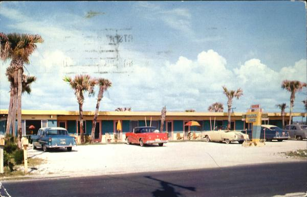 Peacock Lodge, 3720 S. Atlantic Ave Daytona Beach Florida