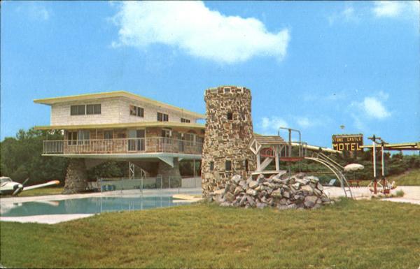 Stone Castle Motel R D 2