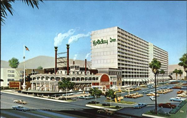 Holiday Inn, 3475 Las Vegas Boulevard South Nevada