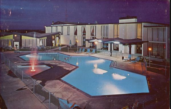 Lamplighter Motor Inn, 2808 South 72 Omaha Nebraska