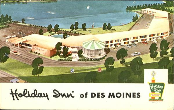 Holiday Inn Of Des Moines, 2101 Fleur Drive Iowa