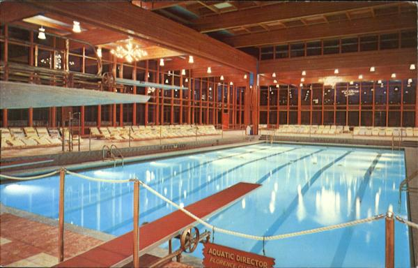 New Indoor Swimming Pool Grossingers Ny