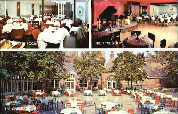 The Rose Room, The Gardens Restaurants