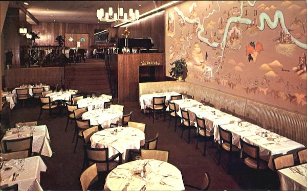 Rhein Restaurant, 1234-36 Twentieth Street N.W Washington District of Columbia