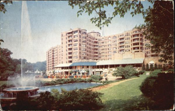 The Shoreham Hotel-Motor Inn Washington District of Columbia