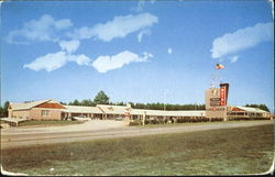 General Kershaw Motel, U. S. 601 & U. S. 521, 1 Mile South of Town