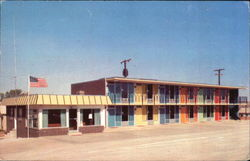 Cheyenne Motel, Highways 283 & 47
