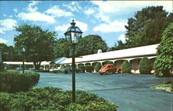 Garden Park Motel, U. S. Route 1 - 205 Westport Ave. Boston Post Road