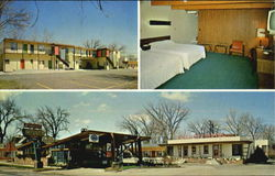 Keahey's Motel, 39 Units Highways 16, 87, I-90 and 25