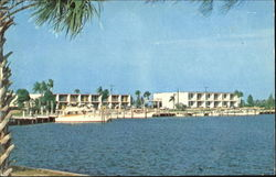 Bahia Beach Motel-Boatel, 3 miles West of U.S. 41