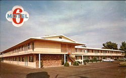 6 Motel Of North Fresno, 4245 No. Blackstone Ave Hwy. 41 North