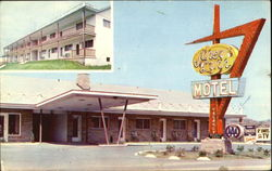 Janey Lynn Motel, 1 Mile South of Bedford Interchange of Pennsylvania Turnpike on Route U. S. 220