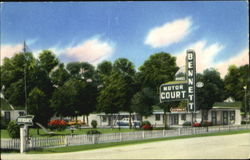 Bennett Motor Court, U.S. Highway #301A, 3 Miles South of Lumberton