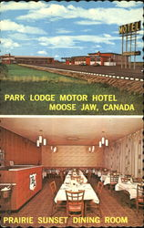 Park Lodge Motor Hotel, Junction Trans Canada Highway and 2 (on City Bypass)