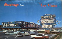 The Stardust Hotel Postcard