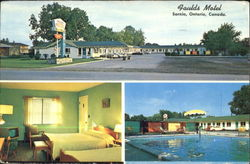 Faulds Motel, 1675 London Rd., R. R. #1