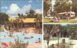 Holiday Travel Park, SR 33 Just off US 27 Route 6, Box 180 Postcard