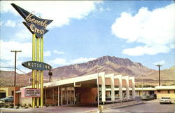Beverly Crest Motor Inn, 8709 Dyer St. - U. S. Highway 54