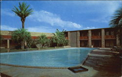 Bellemont Motor Hotel Swimming Pool & Patio