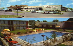 Holiday Inn, Interstate 81 & U.S. Hwy. 50 E Postcard