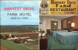 Harvest Drive Farm Motel And Restaurant, R.D. 1