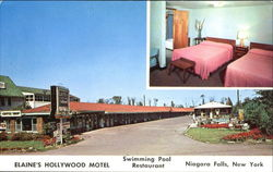 Elaine's Hollywood Motel Restaurant