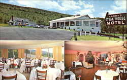 Harry's Famous Steak House & Mountain Motel & Mountain Motel, Durso's Corners - Route 23