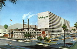 Holiday Inn, 3475 Las Vegas Boulevard South Postcard