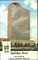 Holiday Inn, 644 N Lake Shore Drive Postcard