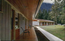 New Motel At Lake Crescent Lodge