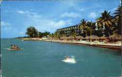 Montego Beach Hotel From The Sea