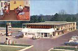 Econo Travel Motor Hotels, 25 S Crater Road