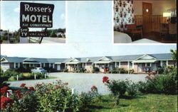 Rosser Motel, U. S. 41 (South)