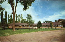 Town & Country Motel, U. S. 7 Postcard