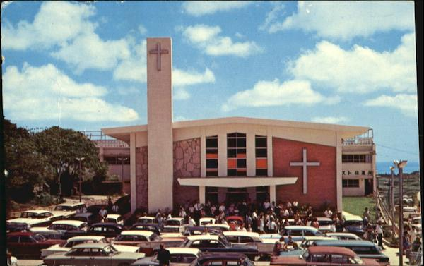 Koza Baptist Church, P. O. Box 229 Okinawa Japan