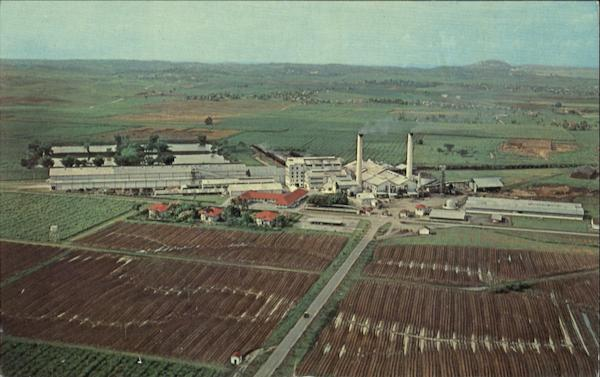 Sugar Mill Trinidad Caribbean Islands