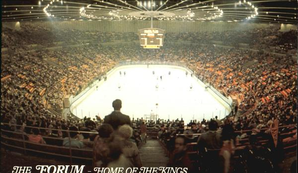 Los Angeles Kings - The Forum Hockey