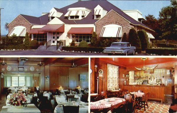 The Mountain Laurel Restaurant 701 Enfield St