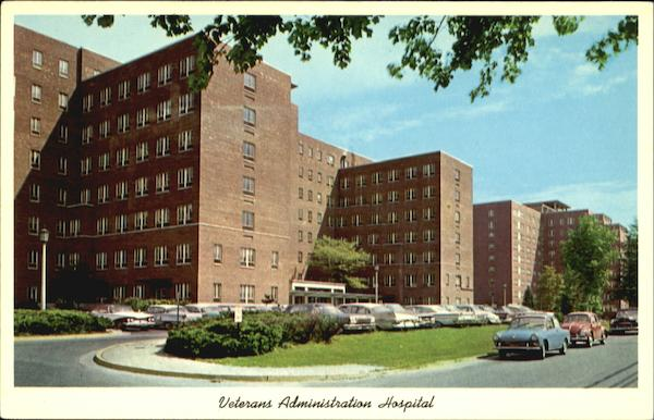 veterans administration hospital west haven  ct