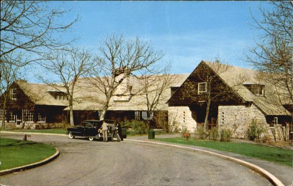 Big Meadows Lodge Skyline Drive Shenandoah National Park Va