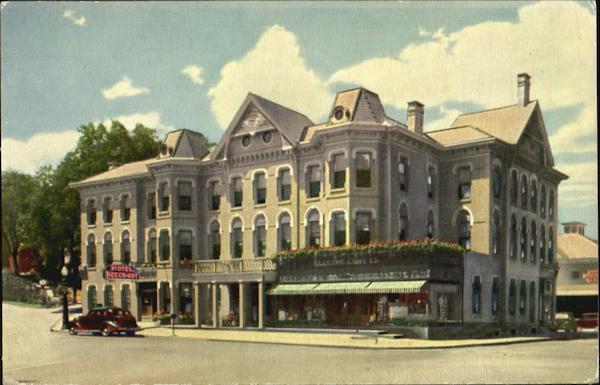 Hotel Beech Nut Canajoharie Ny