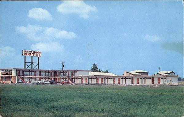 Bear Road Motel, Box 135 North Syracuse New York