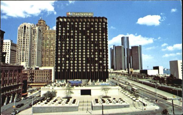Hotel Pontchartrain Detroit Mi